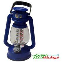 فانوس LED آبی