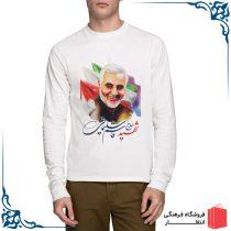 پیراهن طرح سردار سلیمانی
